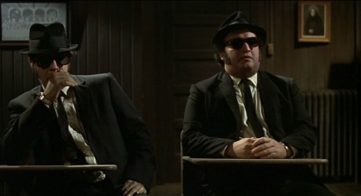Jake and Elwood Blues