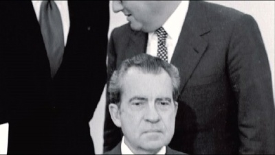 Nixon, Kissinger and Rumsfeld