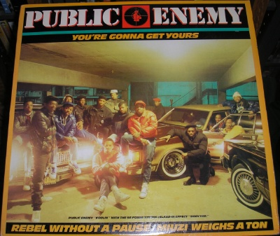 Public Enemy's You're Gonna Get Yours EP
